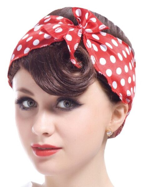 peluca pin up
