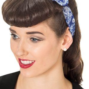 bandana pin up