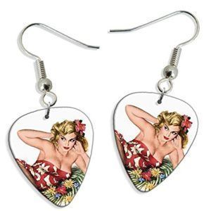 pendientes pin up