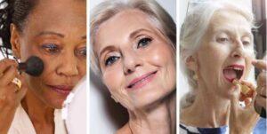 Maquillaje para mujeres mayores