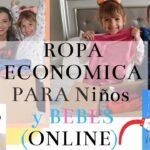 Comprar Ropa NiñOs Online Barata
