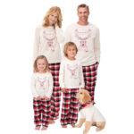Pijamas navideñas barata