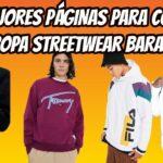 Ropa streetwear barata