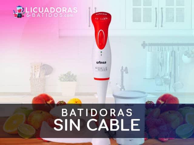 🟢🟢 Batidora Sin Cable